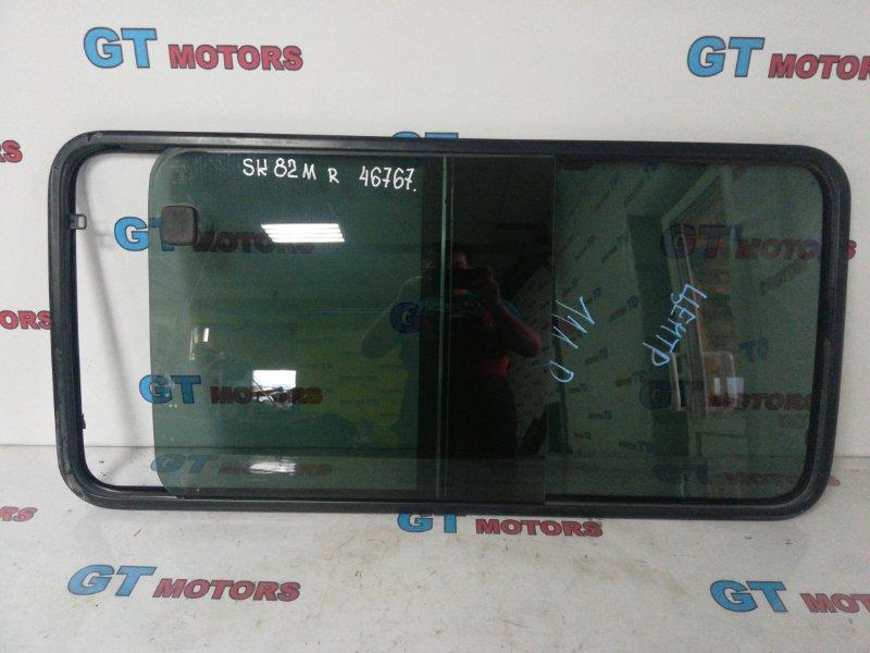 Стекло боковое Nissan Vanet SK82MN F8 2004 правое