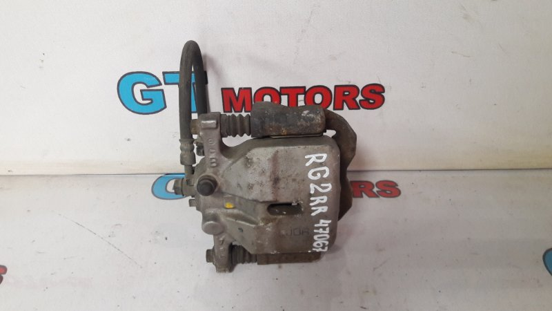 Суппорт Honda Stepwgn RG2 K20A 2009 задний правый