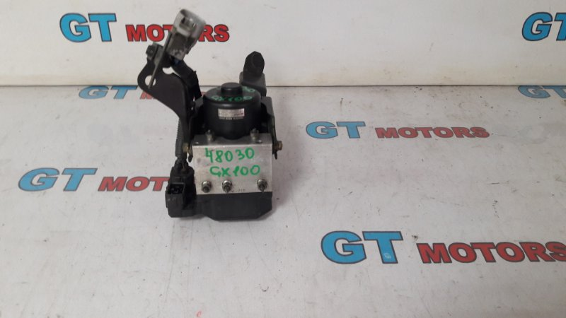 Блок abs Toyota Mark Ii GX100 1G-FE 1997