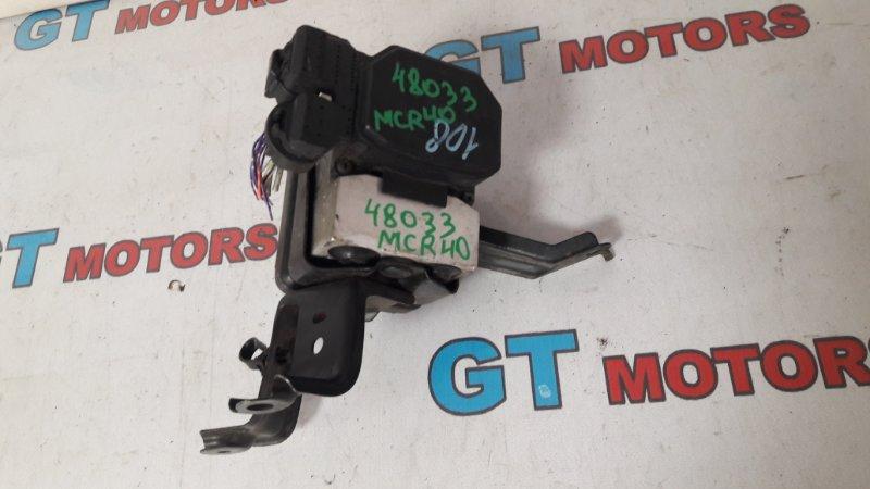 Блок abs Toyota Estima MCR40W 1MZ-FE 2001