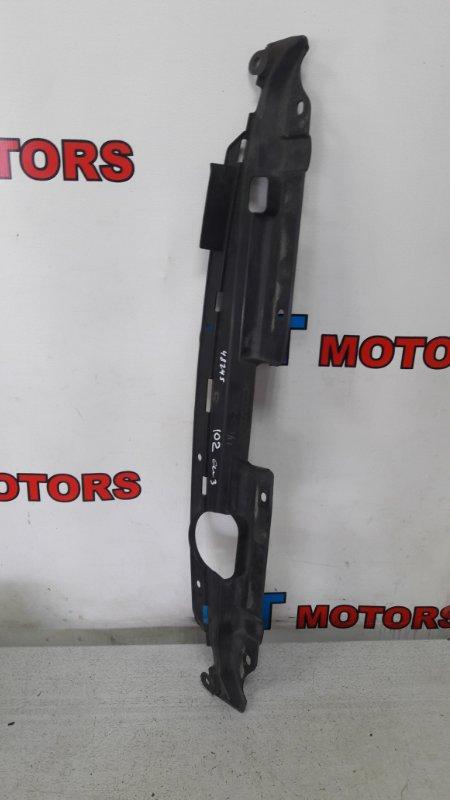 Накладка на решетку радиатора Honda Civic EU3 D17A 2005