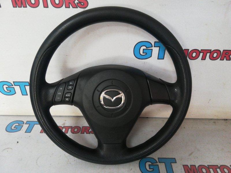 Руль Mazda Axela BK5P ZY-VE 2005