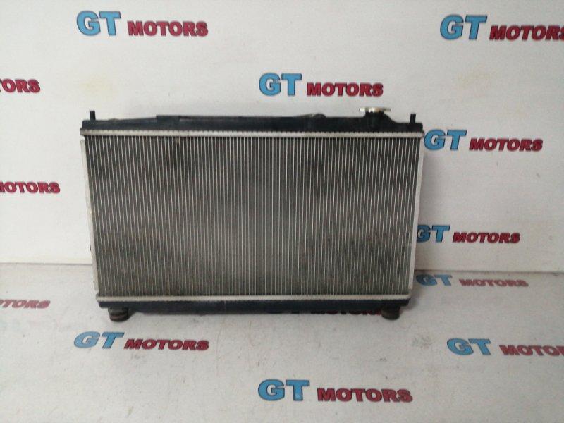 Радиатор двигателя Honda Fit GP1 LDA 2010