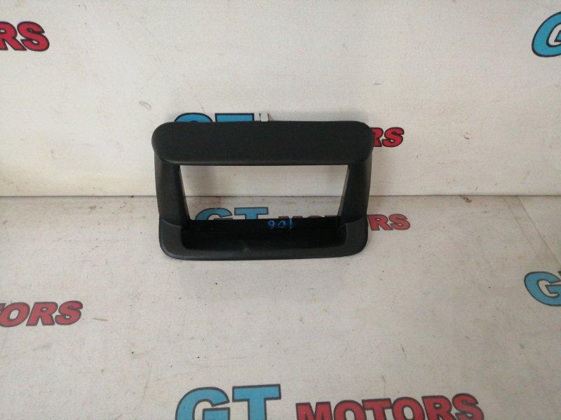Рамка магнитофона Honda Stepwgn RG2 K20A 2009