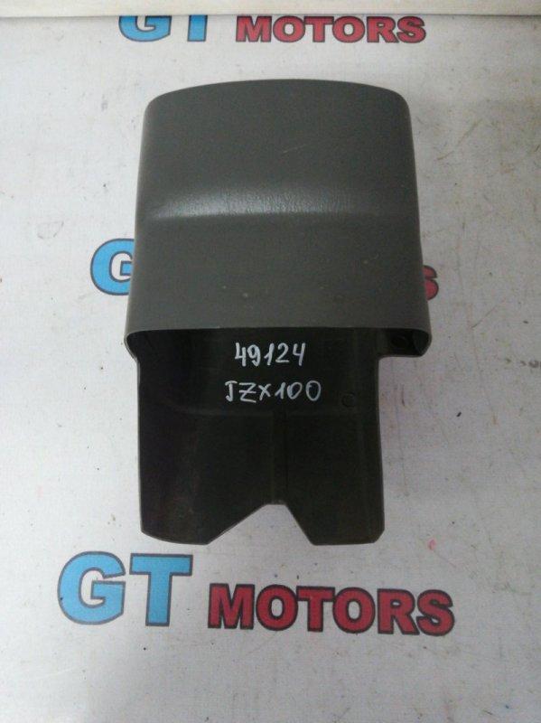 Кожух рулевой колонки Toyota Chaser JZX100 1JZ-GE 1997