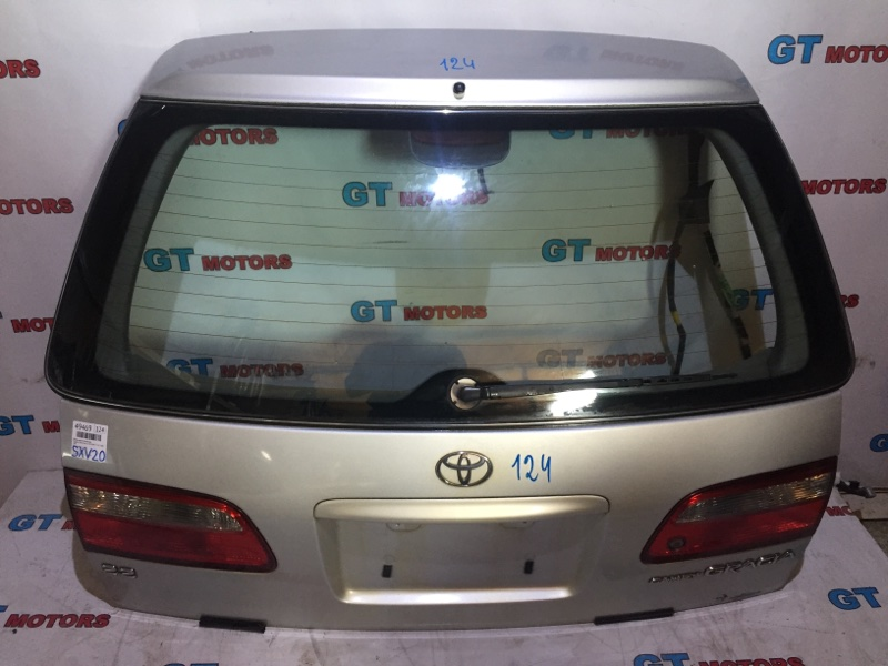 Дверь задняя багажника Toyota Camry Gracia SXV20W 5S-FE 1999
