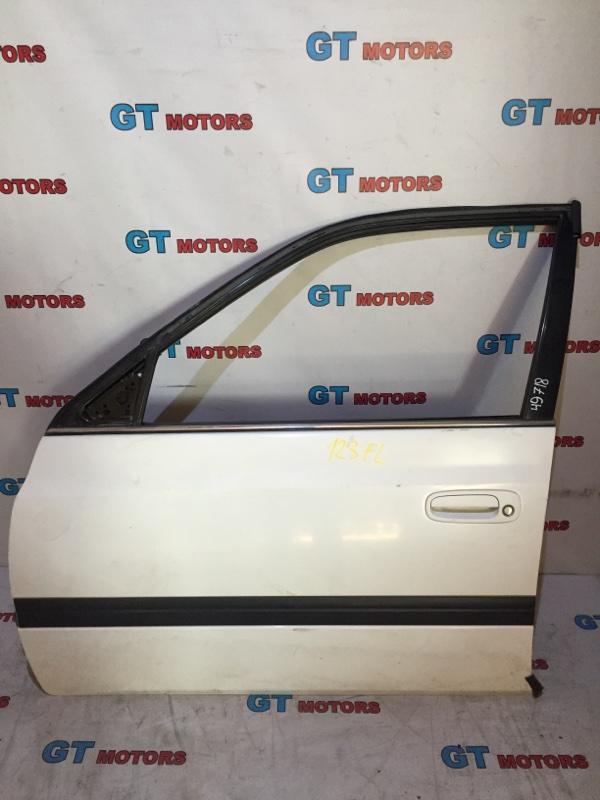 Дверь боковая Toyota Premio AT210 4A-FE 1997 передняя левая