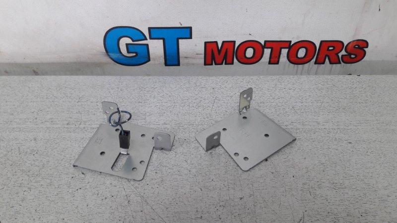 Крепление магнитофона Subaru Impreza GH7 EJ20 2007
