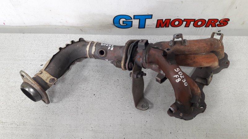 Труба приемная глушителя Nissan Vanet SK82MN F8 2004