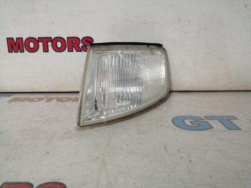 Поворотник (габарит) Honda Accord CD3 F18B 1996 передний левый