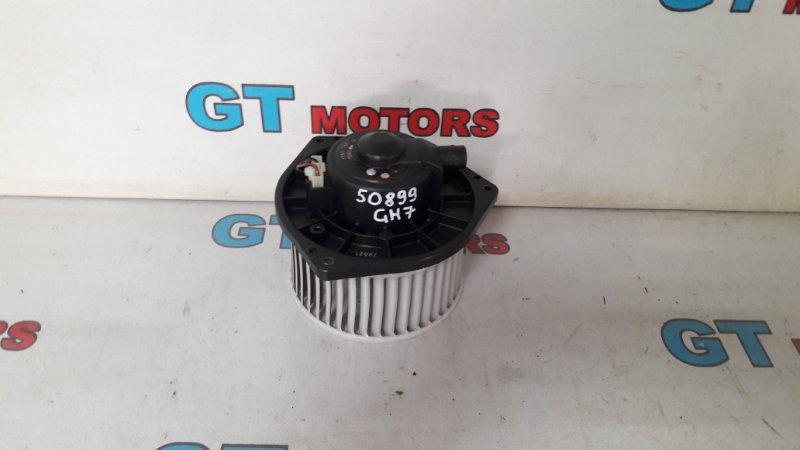 Вентилятор (мотор отопителя) Subaru Impreza GH7 EJ20 2007