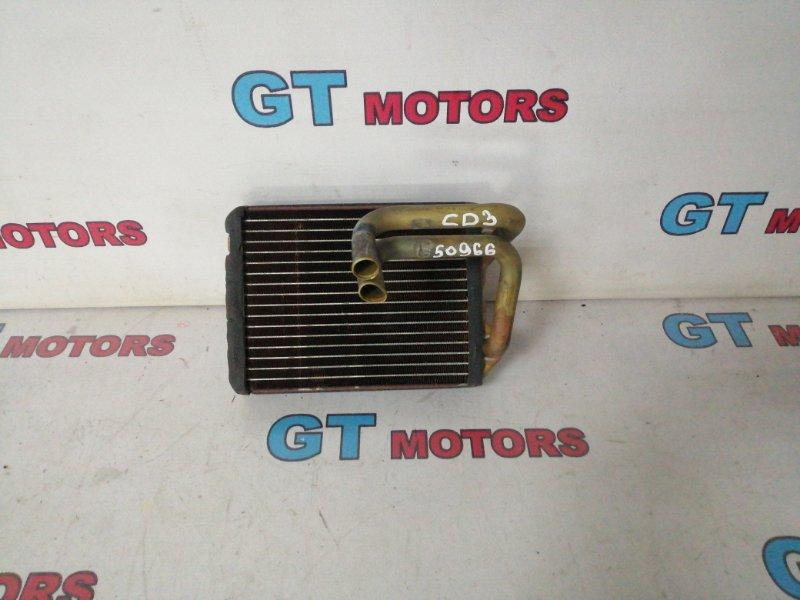 Радиатор отопителя Honda Accord CD3 F18B 1996