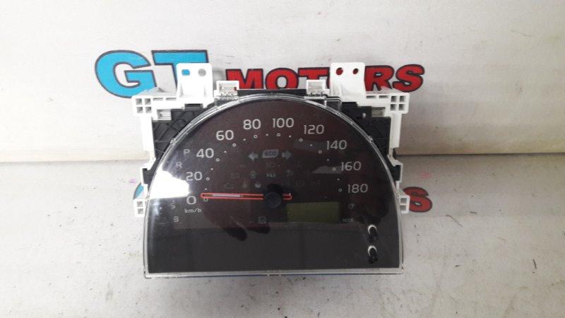 Комбинация приборов Toyota Passo KGC30 1KR-FE 2010