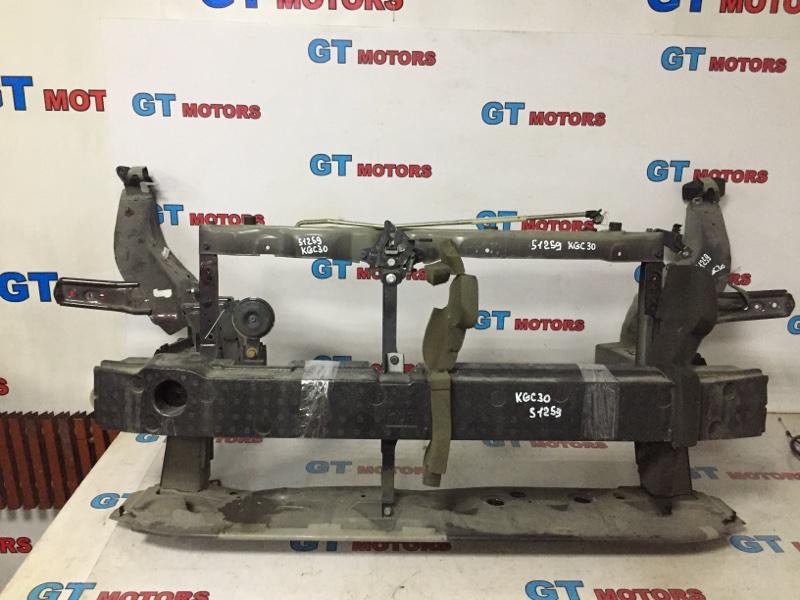 Рамка радиатора Toyota Passo KGC30 1KR-FE 2010