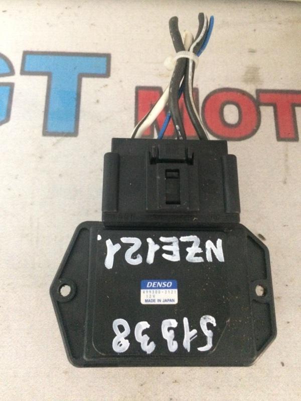 Реостат печки Toyota Allex NZE121 1NZ-FE 2001