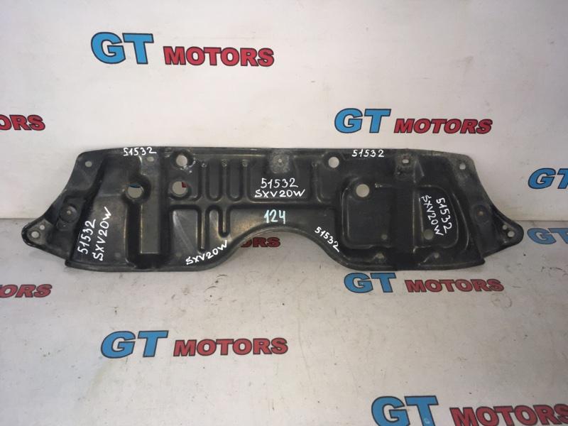 Защита двс Toyota Camry Gracia SXV20W 5S-FE 1999