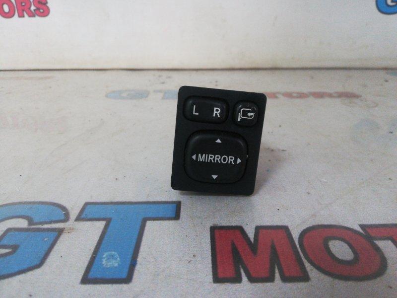 Блок управления зеркалами Toyota Passo KGC30 1KR-FE 2010