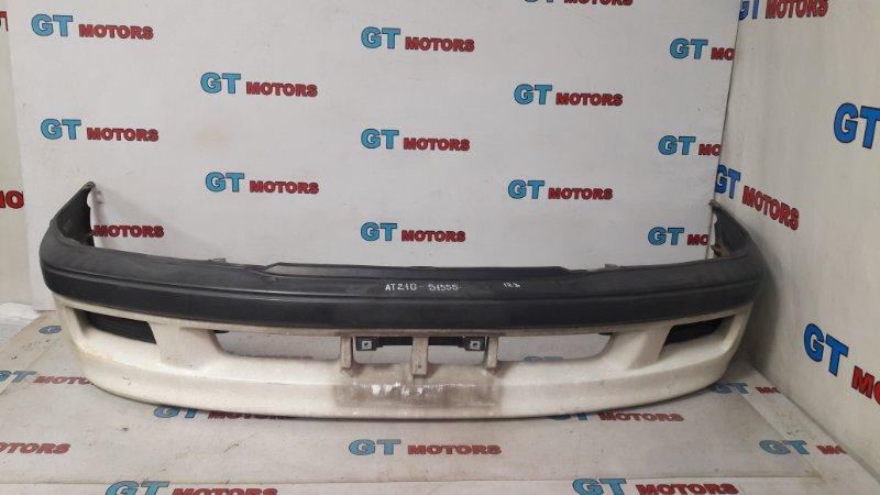 Бампер Toyota Premio AT210 4A-FE 1997 передний