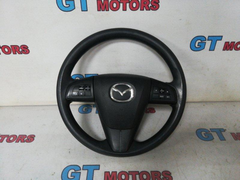 Руль Mazda Axela BL5FW ZY-VE 2010
