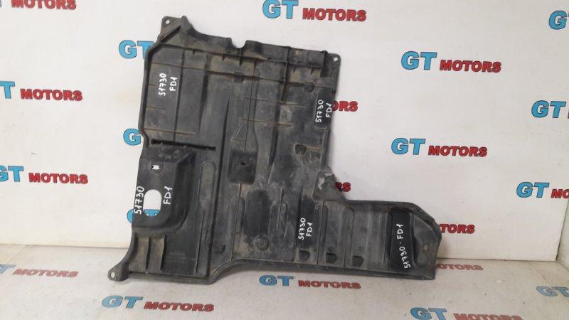 Защита двс Honda Civic FD1 R18A 2006