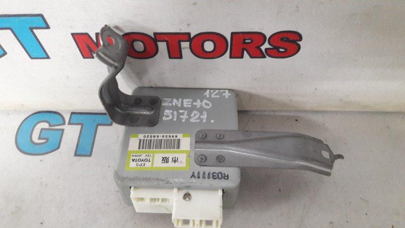 Блок управления рулевой рейкой Toyota Wish ZNE10G 1ZZ-FE 2005