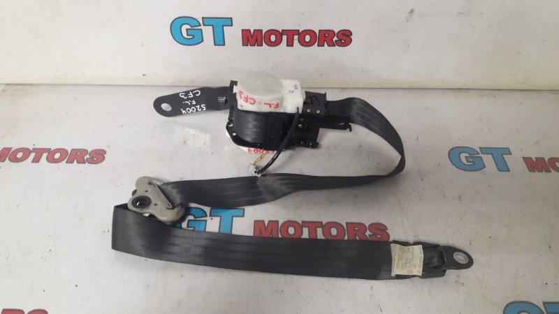 Ремень безопасности Honda Torneo CF3 F18B 2001 передний левый