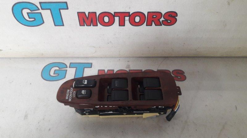 Блок управления стеклоподъемниками Toyota Estima ACR40W 2AZ-FE 2001