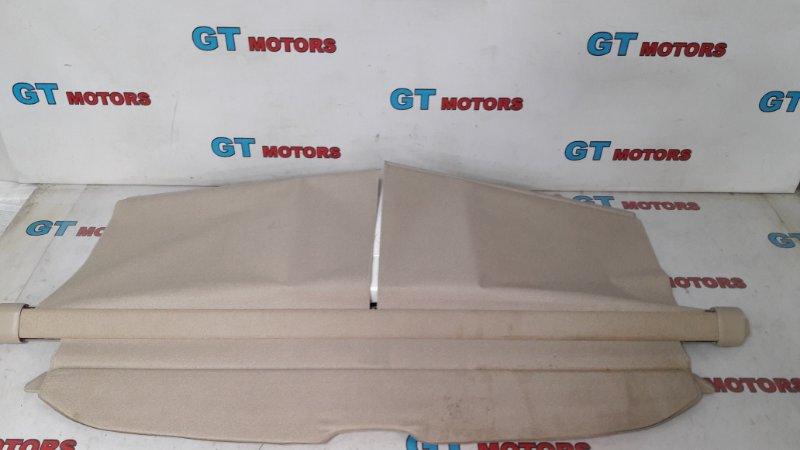 Полка багажника Toyota Gaia SXM15 3S-FE задняя