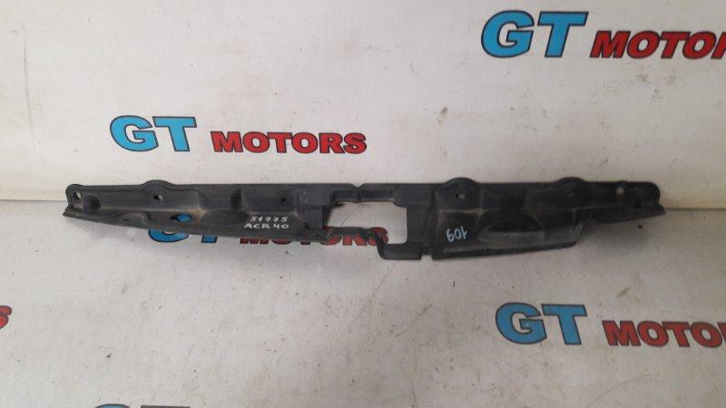 Накладка на решетку радиатора Toyota Estima ACR40W 2AZ-FE 2001