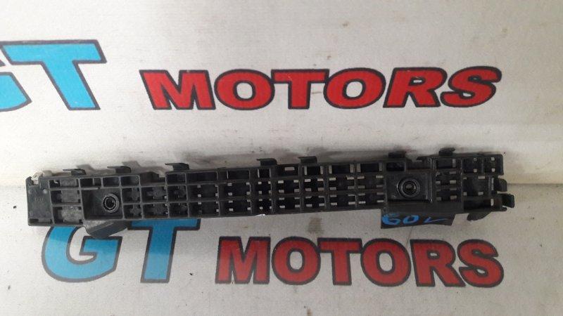 Кронштейн бампера Honda Fit GP1 LDA 2010 задний левый