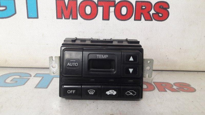 Блок управления климат-контролем Honda Odyssey RA4 F23A 1999