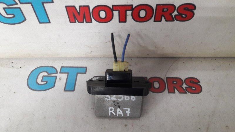 Реостат печки Honda Odyssey RA7 F23A 2000