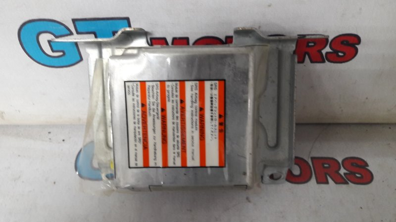 Блок управления airbag Subaru Forester SG5 EJ20-T 2003