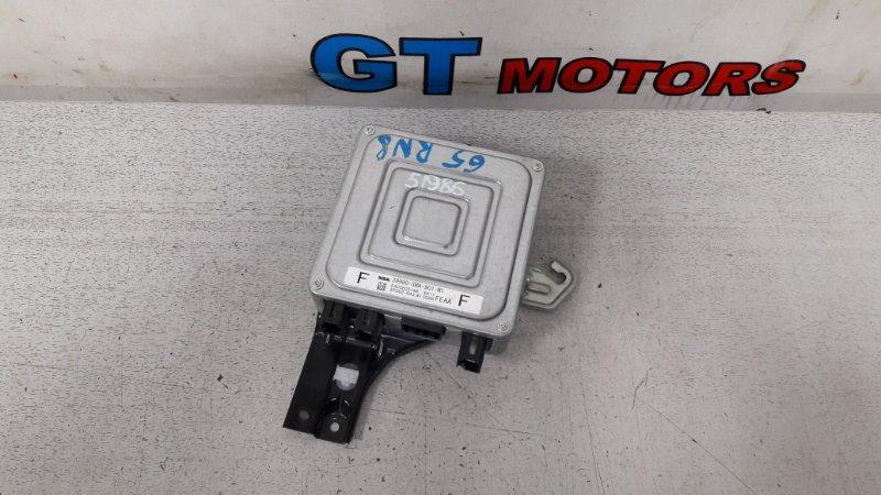 Блок управления рулевой рейкой Honda Stream RN8 R20A 2006
