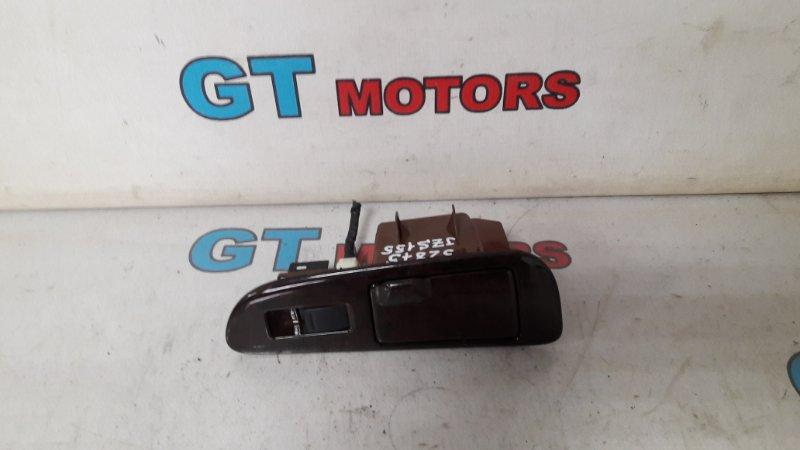 Блок управления стеклоподъемниками Toyota Crown JZS155 2JZ-GE 1996 задний левый