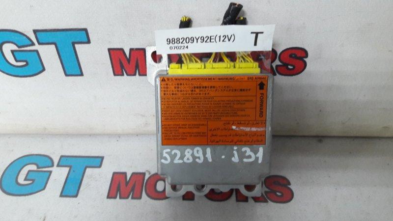 Блок управления airbag Nissan Teana J31 VQ23DE 2007