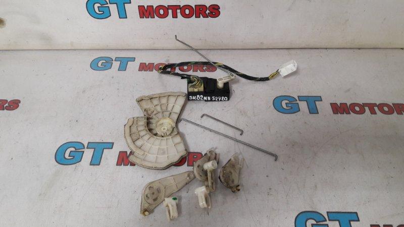 Привод заслонок отопителя Nissan Vanet SK82MN F8 2004