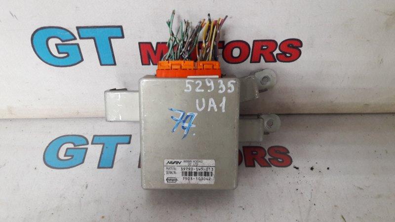 Блок управления abs Honda Saber UA1 G20A 1997