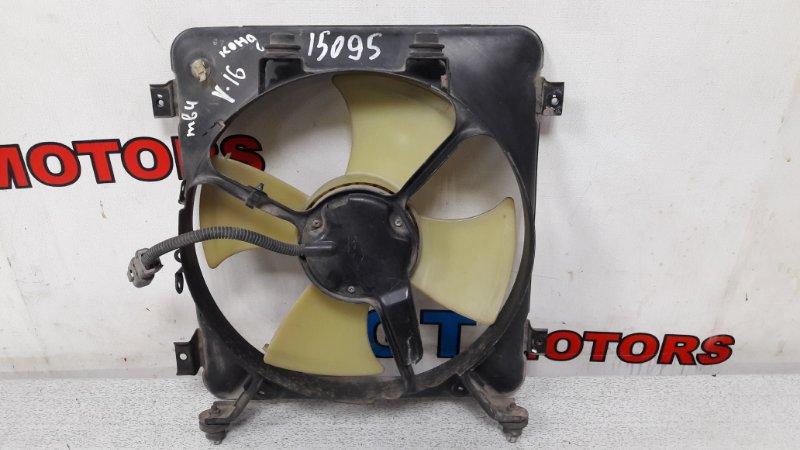 Вентилятор радиатора двигателя Honda Domani MB4 D16A