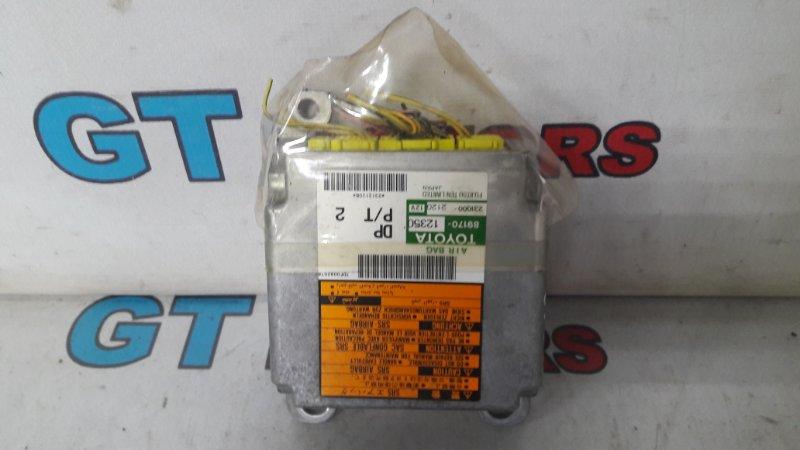 Блок управления airbag Toyota Corolla NZE121 1NZ-FE 2001