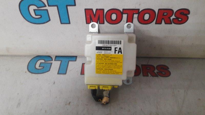 Блок управления airbag Toyota Passo KGC30 1KR-FE 2010