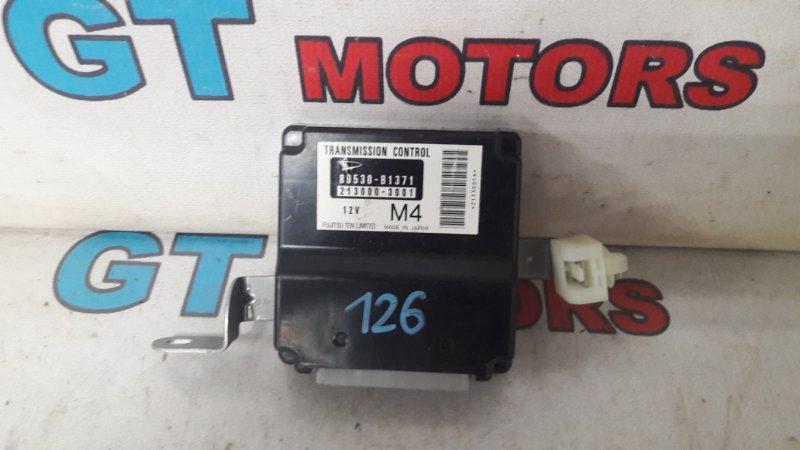 Блок управления кпп Toyota Passo KGC30 1KR-FE 2010