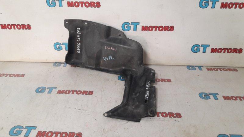 Защита двс Mazda Mpv LW3W L3-DE 2004 передняя левая