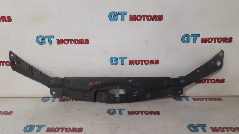 Накладка на решетку радиатора Honda Accord Wagon CM3 K24A