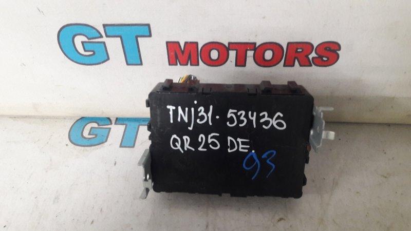Блок иммобилайзер Nissan Teana TNJ31 QR25DE 2007