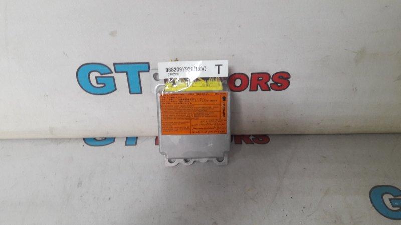 Блок управления airbag Nissan Teana TNJ31 QR25DE 2007
