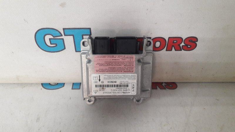 Блок управления airbag Mazda Axela BKEP LF-VE 2007