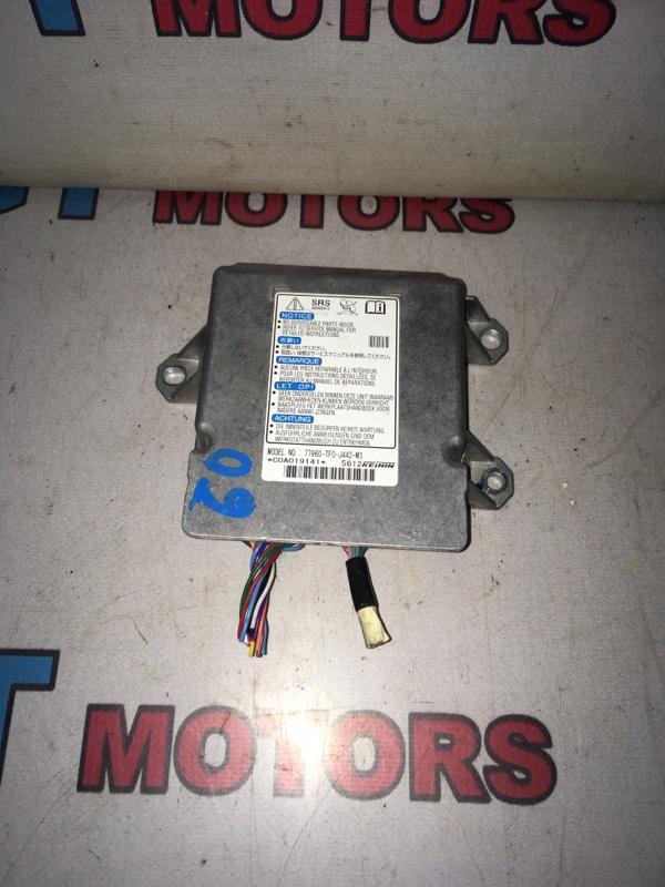 Блок управления airbag Honda Fit GP1 LDA 2010