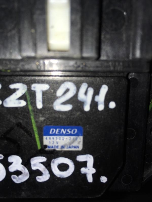 Реостат печки Toyota Caldina ZZT241 1ZZ-FE 2005