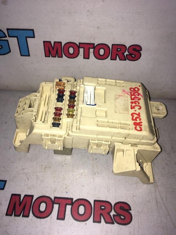 Блок реле и предохранителей Toyota Townace CR52V 3C-E 2000